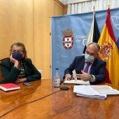 El punto de vacunación, que se ubicará en el polideportivo de La Libertad, comenzará a funcionar la próxima semana