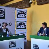 Carlos Alsina y Juan Marín