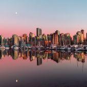 Atardecer en Vancouver