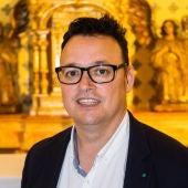 Julio Moreno es el presidente de la Assocaició Sanat Marta de La Vila Joiosa.