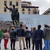Una visita guiada en Zaragoza