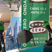 Estudio exterior de Onda Cero en Puerto Real
