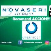 Recomend ACCION!!! con Openhost