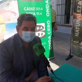 José Luis Guijarro, director gerente del Hospital Puerto Real