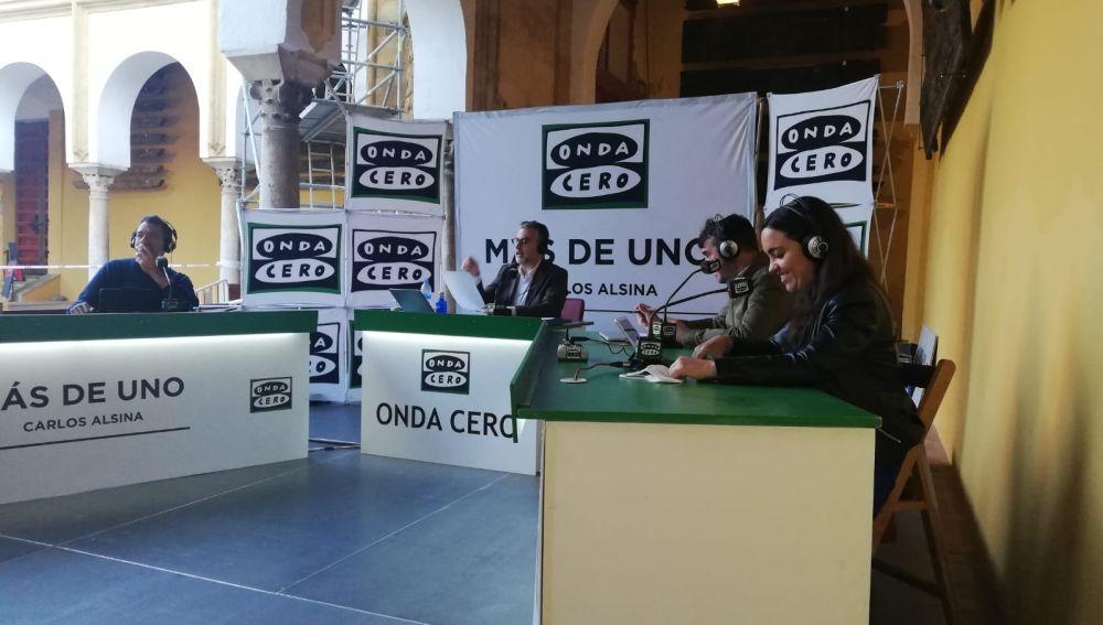 Más de Uno con Carlos Alsina desde Córdoba