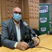 Anselmo Pestana Delegado del Gobierno en Canarias