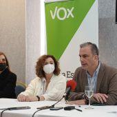 """Ortega Smith: """"Palencia es una provincia abandonada que VOX quiere desarrollar"""""""
