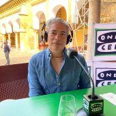 Boris Izaguirre desde la Mezquita de Córdoba: ''He descubierto una cosa increíble yendo hacia la luz''