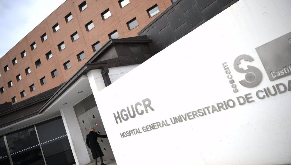 La mujer fue trasladada al Hospital de Ciudad Real