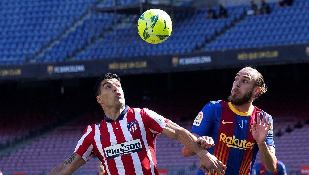 Barcelona - Atlético de Madrid, en directo: partido de hoy de LaLiga
