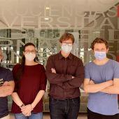 Científicos del Instituto de Neurociencias de la UMH de Elche que ha participado en la investigación.