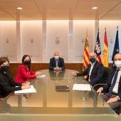 El enlace eléctrico Ibiza-Mallorca ha evitado hasta 15 incidencias al año en el sistema de generación