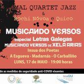Jazz e poesía na Insua, lembrando a Xela Arias