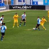 El Orihuela CF se complica la salvación tras perder por 2-1 ante el Espanyol B