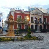 Imagen Plaza de España de Valdepeñas