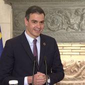 Así ha sido la comparecencia de Pedro Sánchez de hoy tras el fin del estado de alarma