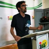 José Luis Bueno, concejal de IU en El Puerto