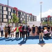 López Miras anuncia una nueva inversión de 11,2 millones de euros para la recta final de la reconstrucción de Lorca