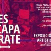 La iniciativa 'Escaparate' amplía el plazo de presentación de obras