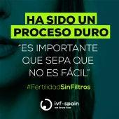 IVF-Spain rompe los estigmas de la fertilidad.