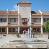 Imagen fachada Ayuntamiento de Santa Cruz de Mudela