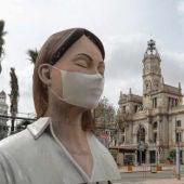 La Generalitat celebrará las Fallas en septiembre si se cumple el ritmo de vacunación