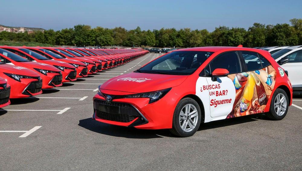 Coca-Cola incorpora vehículos híbridos a su flota