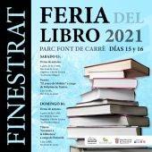 Feria del Libro en Finestrat.