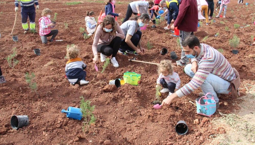 Gran participación en las segundas jornadas de voluntariado ambienta