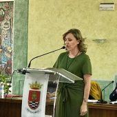 Gema García Mayordomo, alcaldesa de Santa Cruz de Mudela