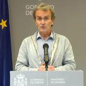 """A3 Noticias 2 (10-05-21) Fernando Simón, """"decepcionado"""" por las aglomeraciones sin estado de alarma: """"Tenemos mucho coronavirus"""""""