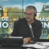 La respuesta de Alsina a Pedro Sánchez cuando este dice que la izquierda volverá en Madrid