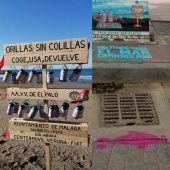 Concienciación vecinal por el cuidado de las playas