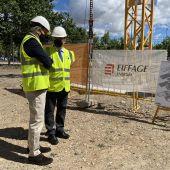 Javier Lambán y Jorge Azcón han expresado su disposición para colaborar, en beneficio de los vecinos