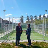 Huesca contará con cuatro pistas de pádel en la Ciudad Deportiva