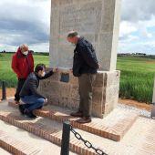 El monumento está ubicado a 2 kilómetros del casco urbano de Castillo de Garcimuñoz