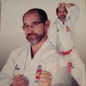 Francisco Martins, cinturón 7º DAN