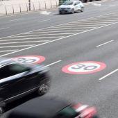 Bilbao se relaja con el 30 km/h