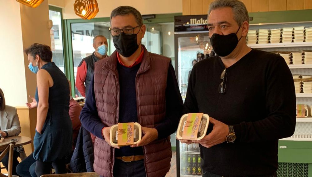 Abre en Palencia la primera franquicia de Kome Km0