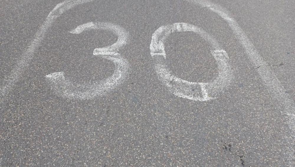 Entre la vigor la nueva normativa de velocidad en vías urbanas