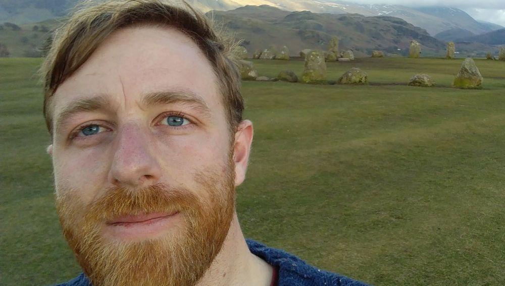 David González arqueólogo.