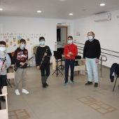 La Escuela Municipal de Música se afianza como cantera de la Banda de Miguel Esteban
