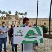 Teresa Rodríguez anuncia la nueva y refundada Adelante Andalucía