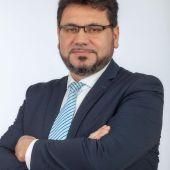 Carlos Viéitez, alcalde de Meaño