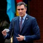 """laSexta Noticias 14:00 (11-05-21) Sánchez defiende que """"el estado de alarma es el pasado"""" y llama a """"mirar al futuro, que es la vacunación"""""""