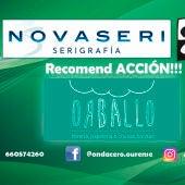 Recomend ACCION!!! con Librería Orballo