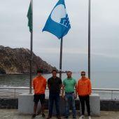 Bandera Azul Cadavedo.