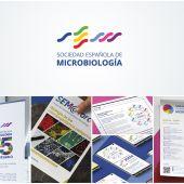 Retrazos rediseñará íntegramente la identidad Corporativa de la Sociedad Española de Microbiología