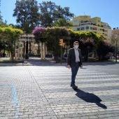 Daniel Oliveira, regidor de Distrito Llevant del Ayuntamiento de Palma