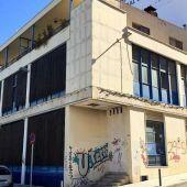 Antiguo edificio de Correos de Elche.